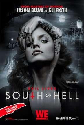 South of Hell - Caçadores de Demônios - 1ª Temporada Completa