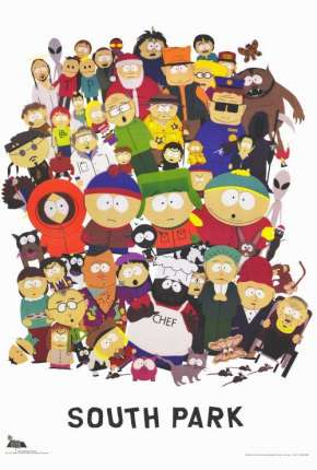 South Park - 23ª Temporada - Legendada