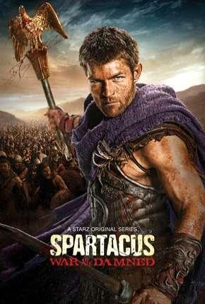 Spartacus - A Guerra dos Condenados - 4ª Temporada Completa