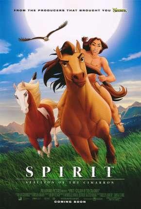 Spirit - o Corcel Indomável BluRay