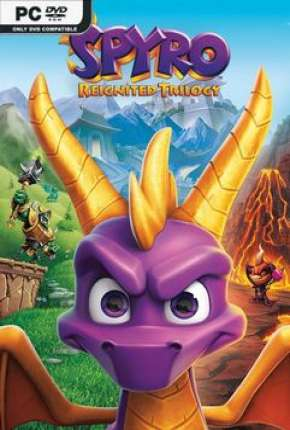 Spyro - Reignited Trilogy - PC
