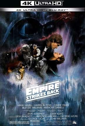 Star Wars - Episódio V - O Império Contra-Ataca - 4K