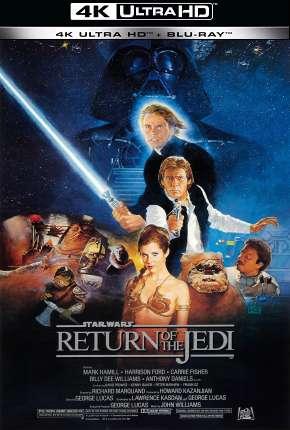 Star Wars - Episódio VI - O Retorno de Jedi - 4K