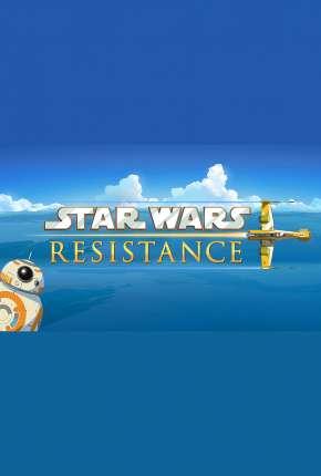 Star Wars - Resistência - 2ª Temporada - Legendada