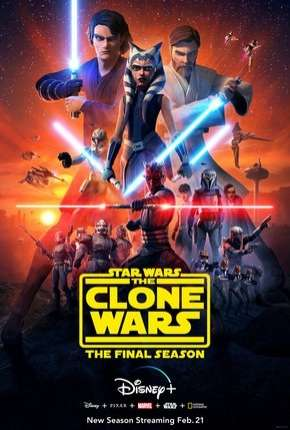 Star Wars - The Clone Wars - 7ª Temporada - Legendado
