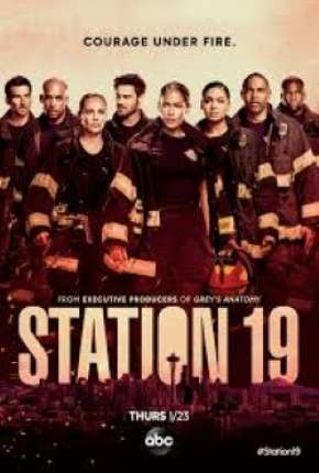 Station 19 - 3ª Temporada Legendada