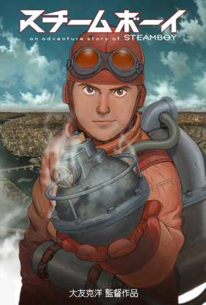 Steamboy BluRay