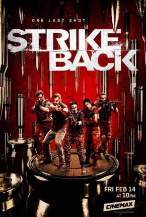 Strike Back - 8ª Temporada Legendada