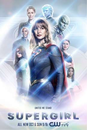 Série Supergirl - 5ª Temporada Download