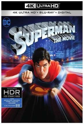 Capa Superman - O Filme 4K UHD Dublado