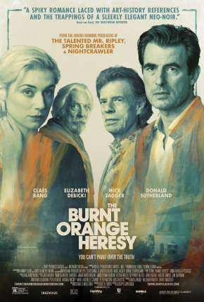 Filme The Burnt Orange Heresy - CAM - Legendado Download