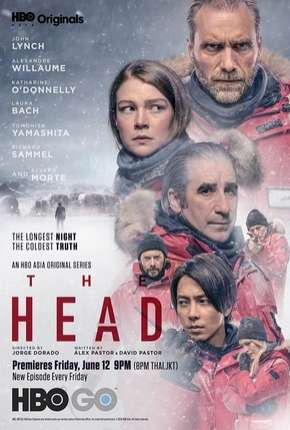 The Head - 1ª Temporada Legendada