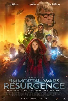 The Immortal Wars - Resurgence Legendado