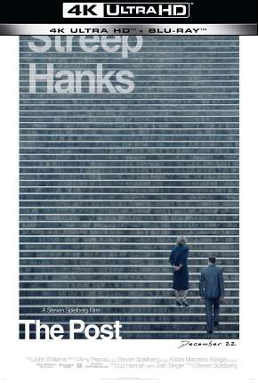 The Post - A Guerra Secreta - 4K