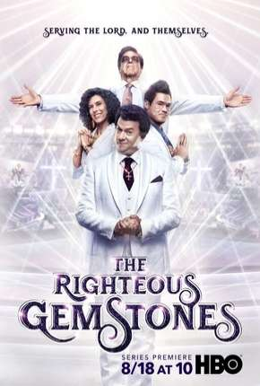 The Righteous Gemstones - 1ª Temporada