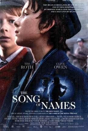 The Song of Names - CAM - Legendado