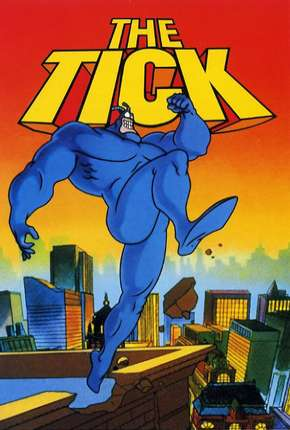 Capa The Tick - 2ª Temporada Completa Dublada