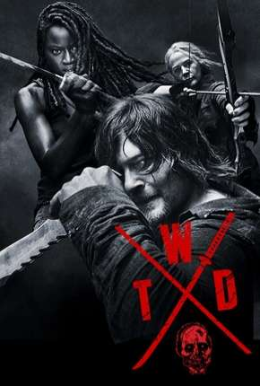 Capa The Walking Dead - 10ª Temporada Dublada