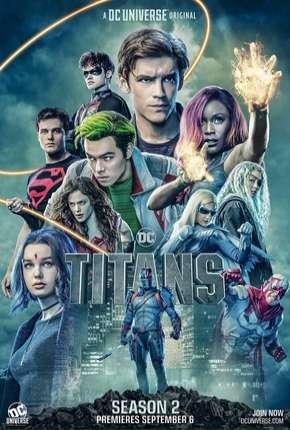 Titãs - Titans 2ª Temporada Legendada