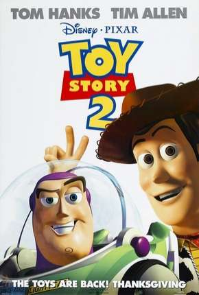 Toy Story 2 - DVD-R