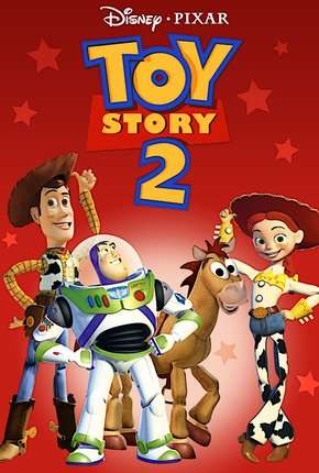 Toy Story 2 - IMAX OPEN MATTE
