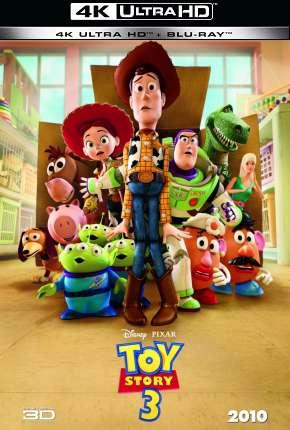 Toy Story 3 - 4K