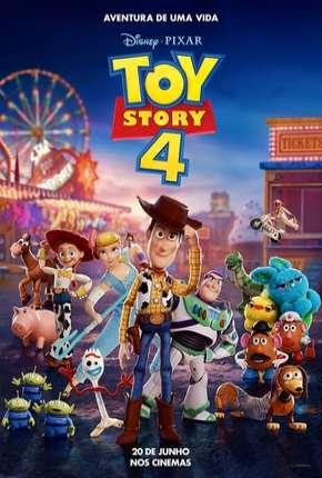 Capa Toy Story 4 BluRay Dublado