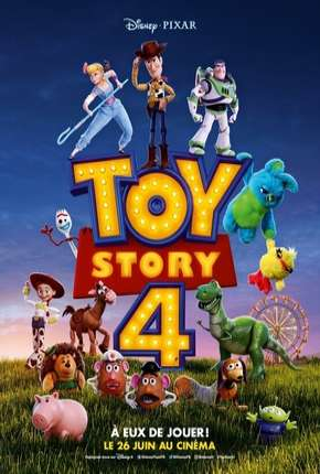 Toy Story 4 - Legendado