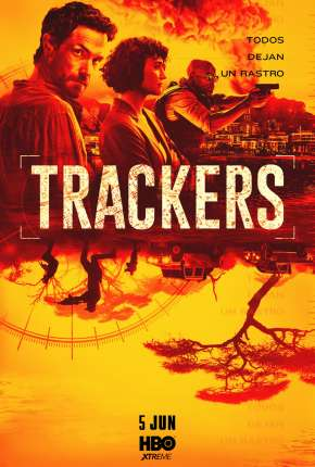 Trackers - 1ª Temporada Legendada