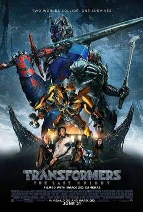 Transformers 5 - O Último Cavaleiro IMAX
