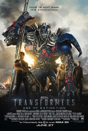 Filme Transformers - A Era da Extinção - IMAX Download