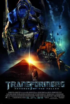 Filme Transformers - A Vingança dos Derrotados - IMAX Download