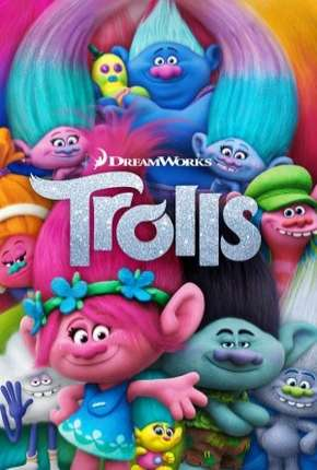 Capa Trolls - BluRay Remux Dublado