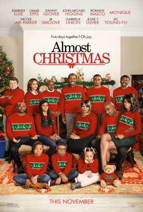 Capa Um Natal Quase Perfeito Dublado