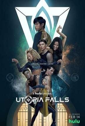 Utopia Falls - 1ª Temporada Completa Legendada