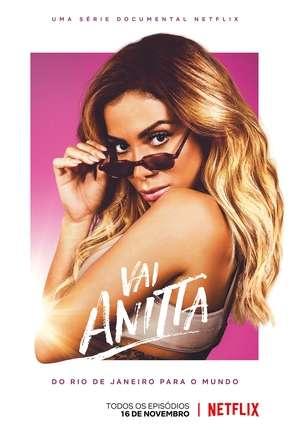 Vai Anitta - 1ª Temporada Completa