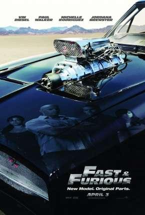 Velozes e Furiosos 4 - IMAX OPEN MATTE
