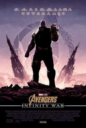 Filme Vingadores - Guerra Infinita - IMAX (60 FPS) Download