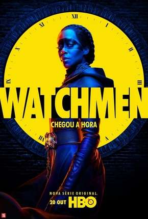 Watchmen - 1ª Temporada Legendada