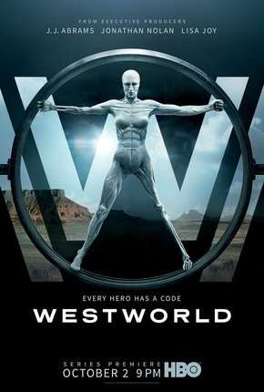 Westworld - 1ª Temporada Completa HD
