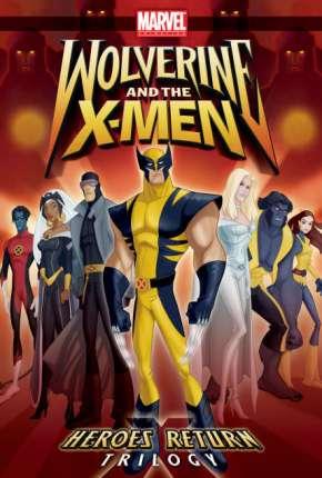 Wolverine e os X-Men - 1ª Temporada via Torrent