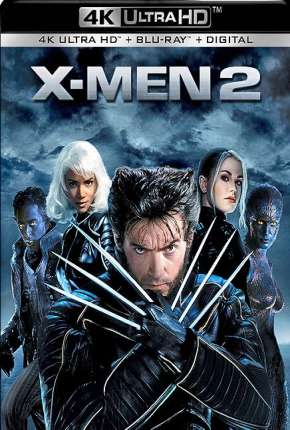 X-Men 2 - 4K