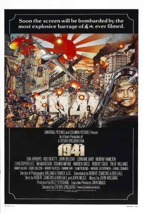 1941 - Uma Guerra Muito Louca BluRay Dublado e Dual Áudio Download - Onde Baixo