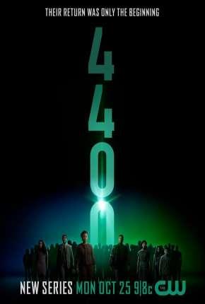 4400 - 1ª Temporada Legendada