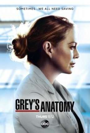A Anatomia de Grey - 17ª Temporada via Torrent