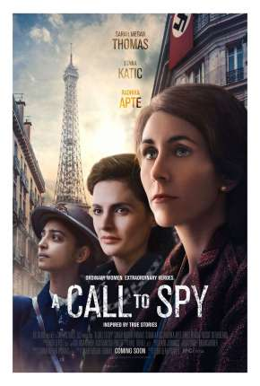 A Call to Spy - Legendado via Torrent