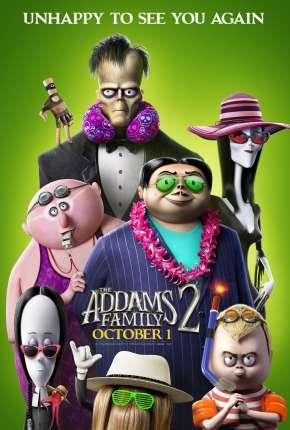 Filme A Família Addams 2 - Pé na Estrada - Legendado Torrent