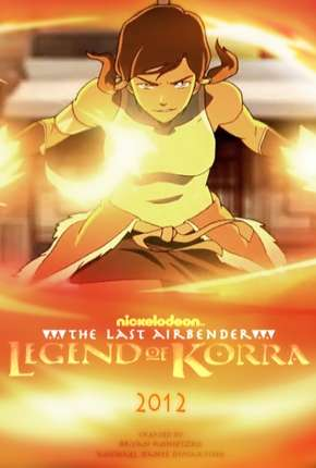 A Lenda de Korra via Torrent