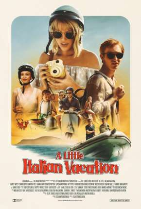 A Little Italian Vacation - Legendado via Torrent