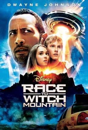A Montanha Enfeitiçada - Race to Witch Mountain
